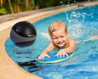 Ivation Waterproof Bluetooth Swimming Pool Floating Speaker Music Amplifier Ball