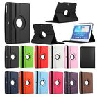 360° Rotating leather PU Stand Case Cover for Samsung Galaxy Tab 4 10.1 T530
