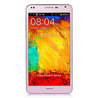 """Unlocked 5.5"""" 3G GPS Dual Sim Android Smart Cell Phone T-mobile Straight Talk"""