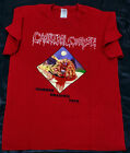 CANNIBAL CORPSE  shirt Hammer Smashed Face SUFFOCATION VOMITORY ABORTED AMON RIP
