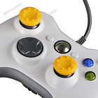 4x Silicone Analog Grip Thumb stick Cap Cover For XBOX ONE 360 PS4 3 Controller
