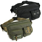 New Men women nylon fanny pack waist bag Traveling Pack Pouch Fishing chest bag