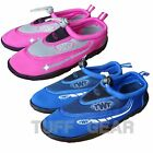 TWF Kids Boys Girls Graphic Toggle Shoes Beach Swim Aqua Hike Pool Sea Holiday