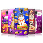 HEAD CASE DESIGNS REALISTIC CATS IN SPACE CASE COVER FOR SAMSUNG GALAXY S4 I9500