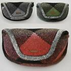 Anthropologie Sunglass Case We The Free People Plaid Buffalo NWT New Eyewear