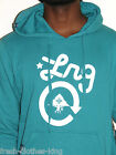 LRG Lifted Research Group Hoodie New $59 Mens Aqua Pull Over Sweater Choose Size