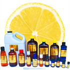 Lemon Essential Oil Pure Uncut Premium Grade Aroma Sizes from 3ml to 1 Gallon