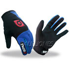 Unisex Cycling Bike Bicycle Motorcycle Sports Motocross Breath Full Finger Glove