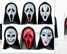 1x New Halloween Horror Masquerade Scary Devil Scream Blood  Festival/Party Mask