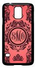 Personalized Monogram Royal Romance for Samsung Galaxy S3 S4 S5 Note 2 3 M239