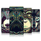 HEAD CASE DESIGNS AZTEC ANIMAL FACES 3 CASE FOR SONY XPERIA Z1 COMPACT D5503