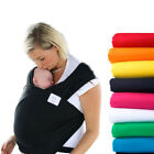 HiBaby Sling Newborn Infant Stretchy Wrap Carrier Bag Cradle Pouch Breastfeeding