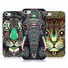HEAD CASE AZTEC ANIMAL FACES SERIES 2 TPU GEL BACK CASE FOR APPLE iPHONE 5S