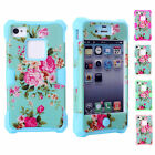 NEW Salable 3 Layers Hi-Q Protective Back Case Cover Shell For Apple iPhone 4/4S