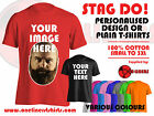 Stag Night T-Shirts and Plain T-shirts