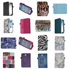 "Leather Stand Case Cover Folio Samsung Galaxy Tab 3 7-inch 7"" P3220 P3200 P3210"