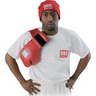 York Fitness BBE Boxing Gym T-Shirt BBE330 - White