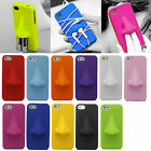 Cute 3D Nose Soft Silicone Rubber Case Skin Cover for Apple iPhone 5 5S 5th 5G