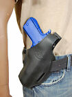 New Barsony Black Leather Pancake Holster Kimber Llama Norinco Full Size 9mm 40