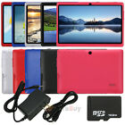 "7"" Google Android 4.0 Tablet PC A23 Capacitive Screen Camera MID Wifi+16GB Card"