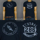 "New Abercrombie & Fitch Mens "" Bartlett Pond "" Grahpic T-Shirt Muscle Fit"
