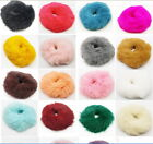 ab090m50 U Pick Real Genuine Rabbit Fur Hair Band Hair Bobble Accessories