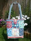 Quality Sewing Craft Kit - Patchwork Quilted Tote Bag