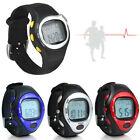 Heart/Pulse Rate Monitor Gym Stop Watch Calorie Counter Fitness Sports Wrist UK