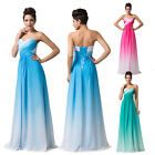 NWT Women Party Evening Formal Banquet Long Cocktail Bridesmaid Prom Gowns Dress