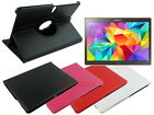 Swivel Leather Folding Case for Samsung Galaxy Tab S 10.5