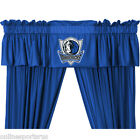 Dallas Mavericks Curtains & Valance Set