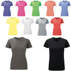 New Russell Europe Women's Traditional Print Casual HD T-Shirt Top Size XS - XL