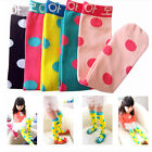 JR Lovely Stylish HOT Durable Soft Knee High Socks kid's Dot Leggings Socks AU