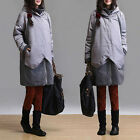 light gray hoodie casual cotton coat,warm winter leisure tops clothing AOLO-490