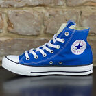Converse CT AS Hi Trainers New in box Blue UK Size 3,4,5,6,7