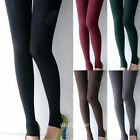 Sexy Women Skinny Colorful High Stretch Jeggings Cotton Warm Leggings