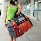 New Women Large Capacity Luggage Travel Handbags Cross-Body Shoulder Duffle Bag