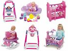 Lights and Music Sounds Childrens Kids Pretend Play Baby Dolls Furniture