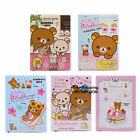 TAI WAN MADE RILAKKUMA 2015 PVC SCHEDULE BOOK 10 X 15 COLOR DIARY RK06713