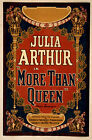 Photo Printed Old Poster Stage Drama Flyer Theatre Show Julia Arthur More Than Q
