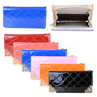 Bright PU Leather Zipped Wallet Case Cover For Samsung Galaxy S3 S4 Fire Phone