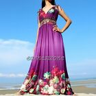 Evening Gown Bridesmaid Dress Prom Plus Size Formal Purple Maxi 1X 2X 3X 4X 5X