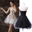 ❤NEW PROMOTION❤Mini Formal Prom Cocktail Ball Evening Party Short Pub Club Dress