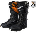 ONEAL RIDER EU MX MOTO-X DIRT PIT BIKE ENDURO QUAD OFF ROAD 2015 MOTOCROSS BOOTS