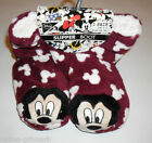 PRIMARK MICKEY SLIPPERS BOOTS COSY SOFT SLIPPER BOOT SOCKS UK 4 -8 NEW LADIES