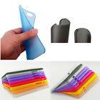 0.3mm ultra Slim Thin Matte TPU Rubber Gel Case Cover Skin for Cell Phone Hot V1