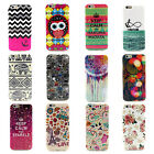 New Style Pattern TPU Gel Rubber Soft Back Case Cover Skin For 4.7'' iPhone 6