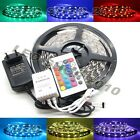 5M 5050 RGB 150 300 SMD Non-waterproof LED Tape Roll strip for Party Lamp Light