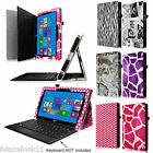 Leather Case Cover For Microsoft Surface Pro/Pro 2 10.6 inch Tablet Stand Holder