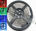 5M 3528 5050 SMD RGB Non-waterproof Flexible Strip 300 LED 60LED/M 16Ft Tape 12V